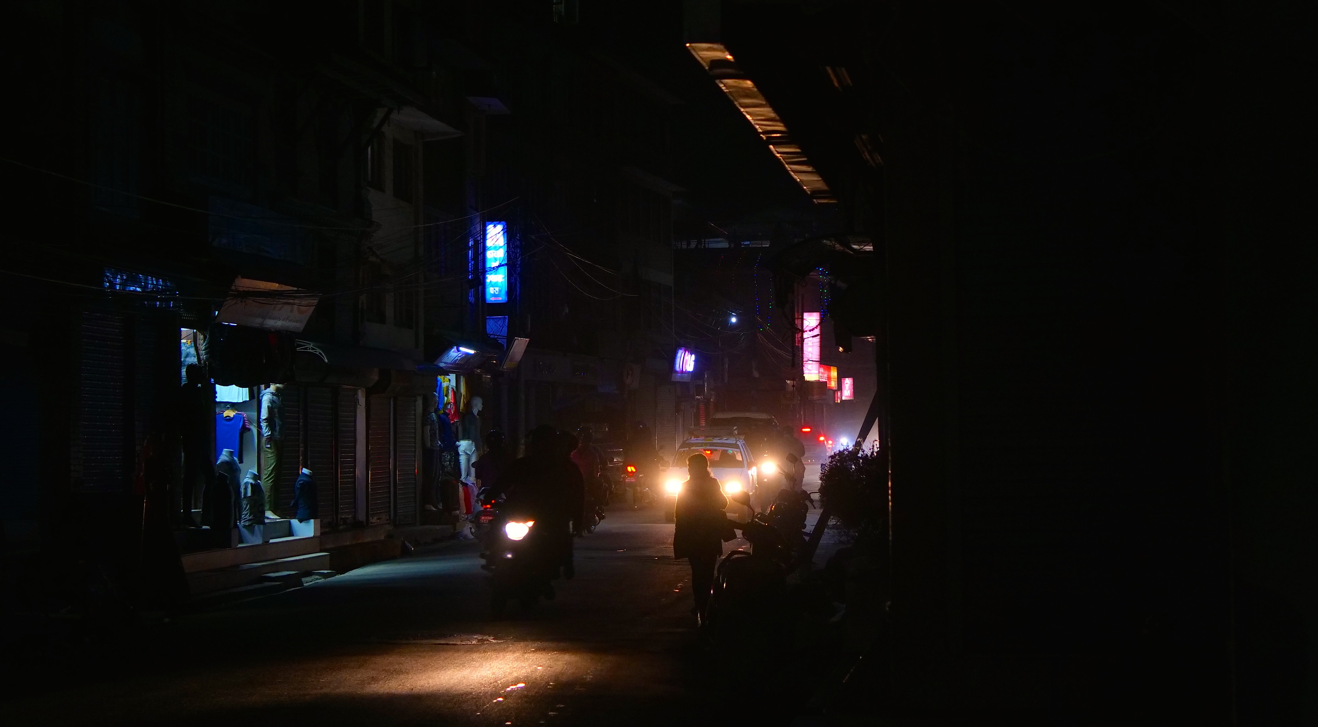 Field Recording nepal himalaya David kamp studiokamp city wide night