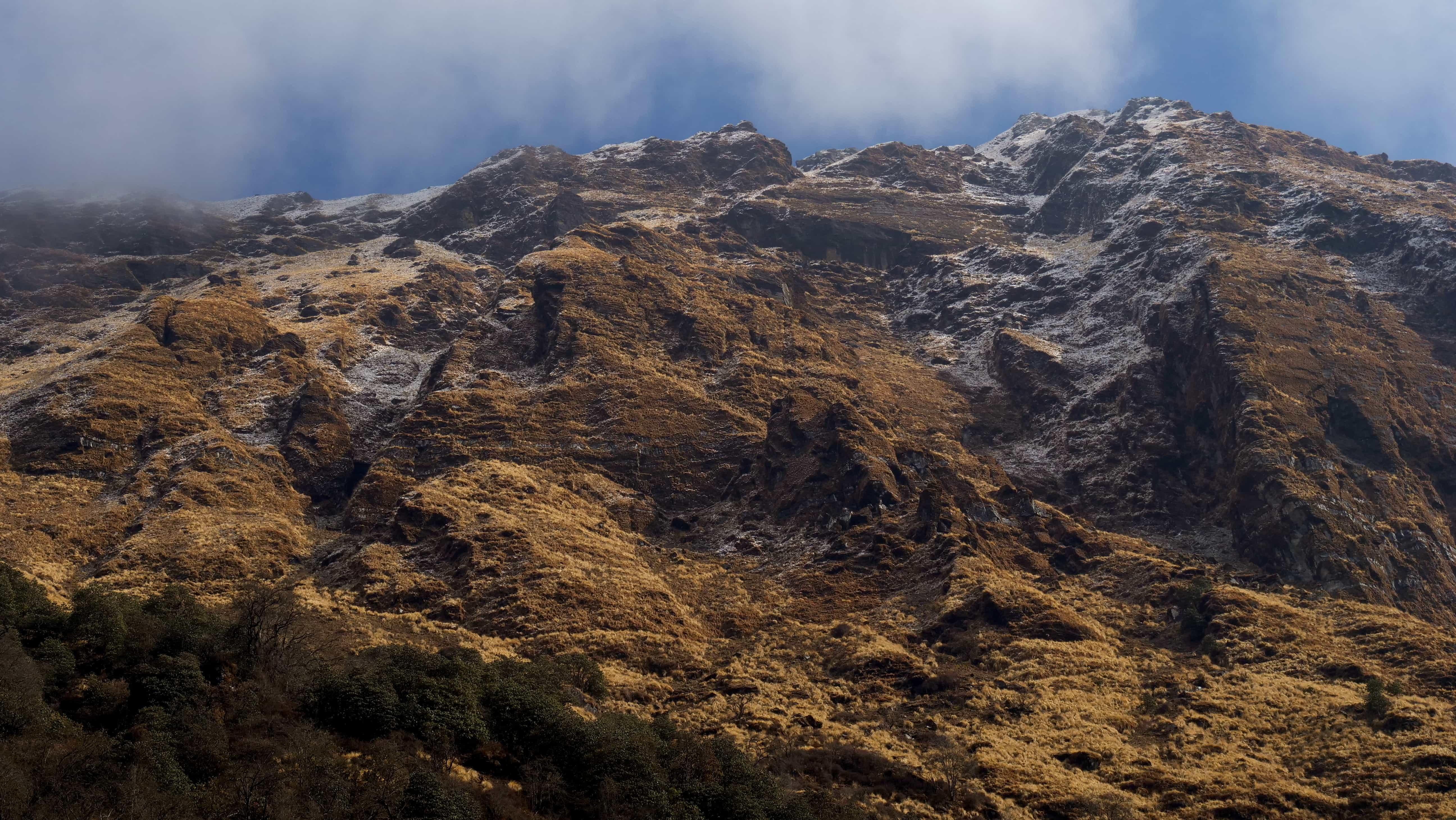 Field Recording nepal himalaya David kamp studiokamp mountain