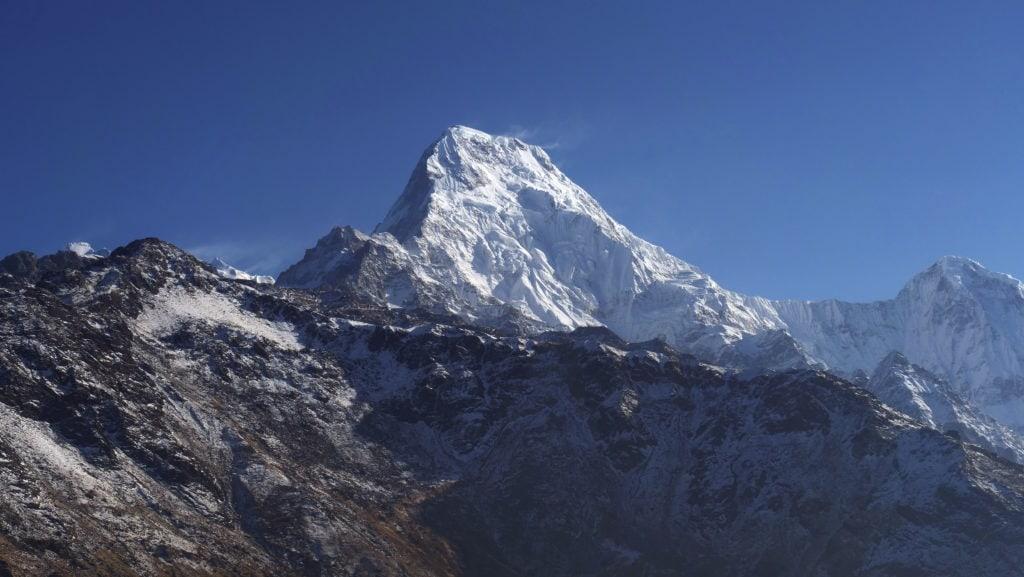 Field Recording nepal himalaya David kamp studiokamp peak