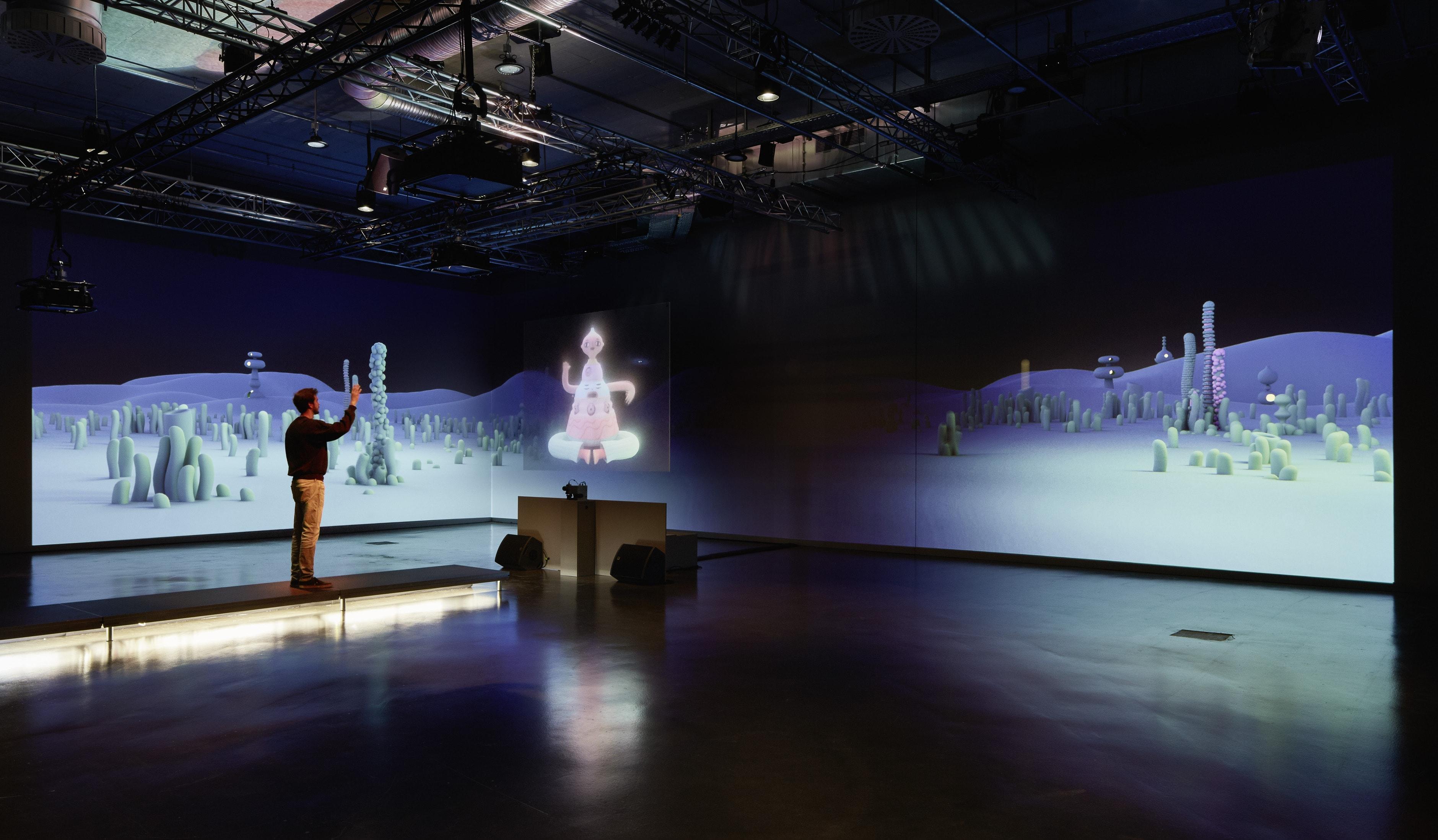 pictoplasma hologram david kamp studiokamp laurie rowan