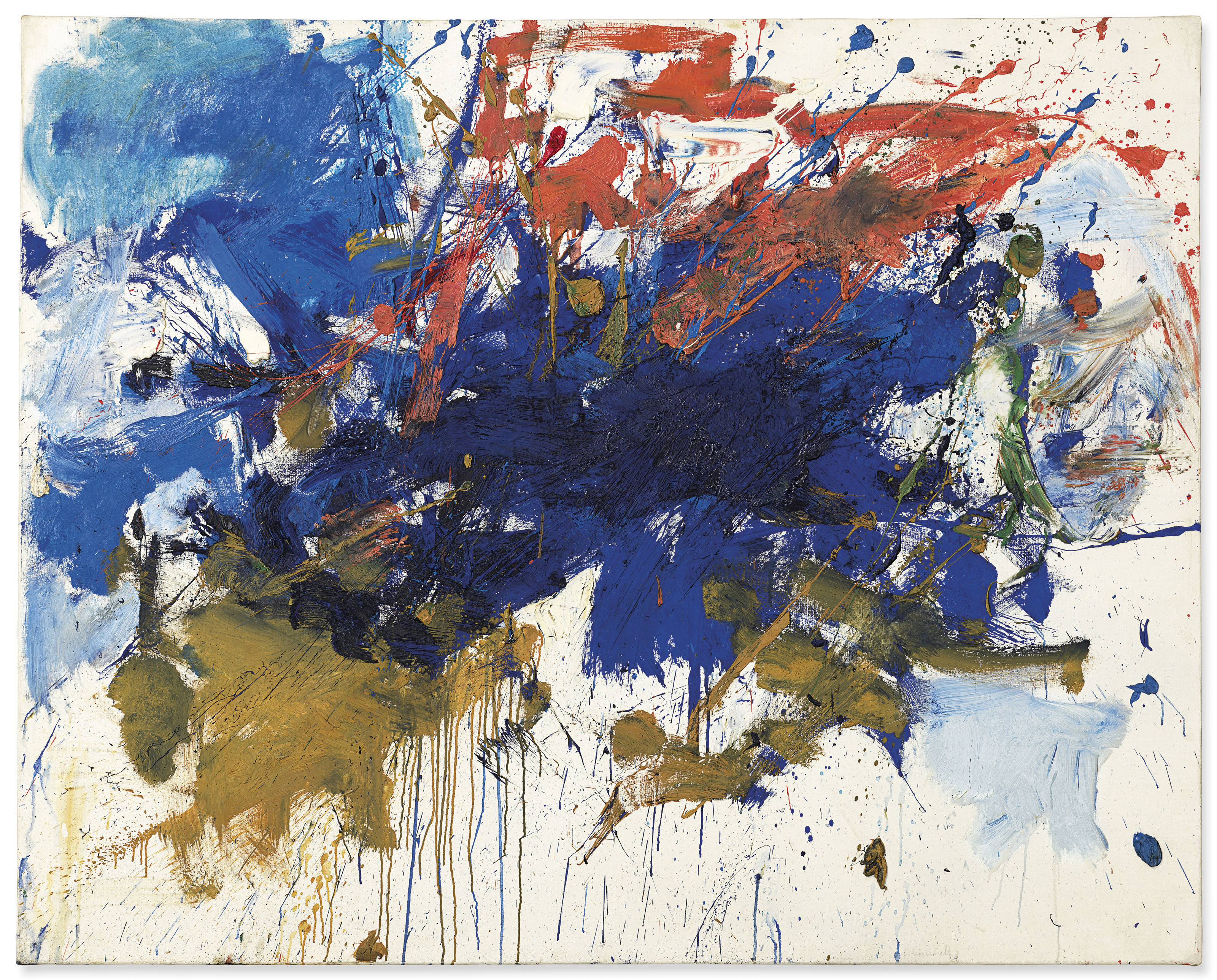 joan mitchell blue michigan